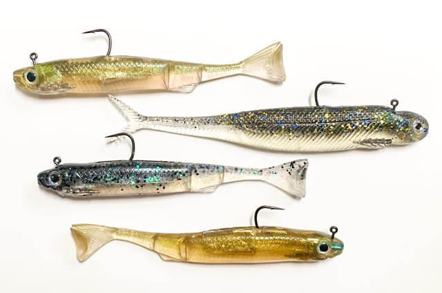五三川でホバストを試してみたら、よく釣れる!